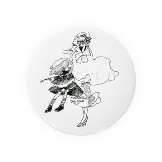 ティースプーンの魔ジョ子さん Badges