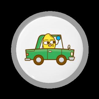 コメビツくんのコメビツくんの普通車 Badges