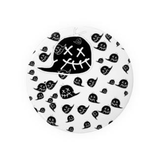 GiKIS OF MOQQ Badges