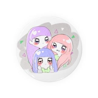 アイドルちゃんず(大) Badges