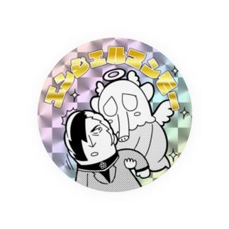 エンジェルマンモー Badges