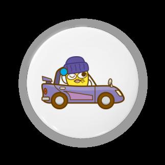 コメビツくんのハエヌキくんのオールドスポーツカー Badges