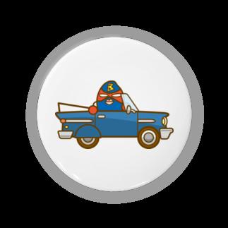 コメビツくんのブレンドくんのアメ車 Badges