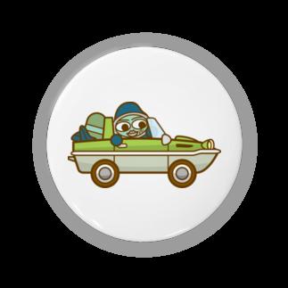 コメビツくんのウズシオくん水陸両用車 Badges