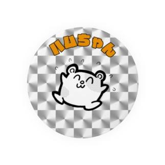 ハムちゃん Badges