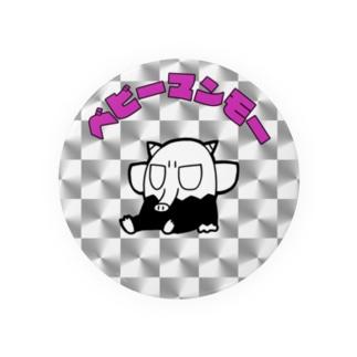 ベビーマンモー Badges