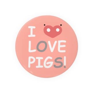 I♥PIG Badges