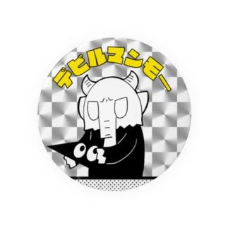 デビルマンモ― Badges