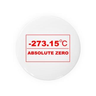 絶対零度 Badges
