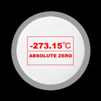 BLICK + BLACK の絶対零度 Badges