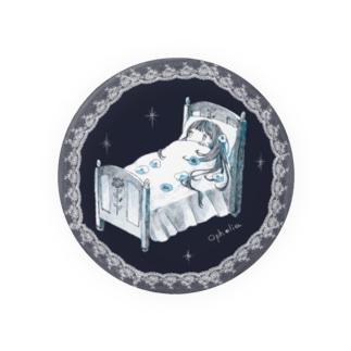 オフィーリア Badges
