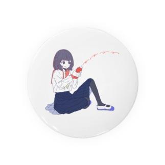 ケチャップな女の子 Badges