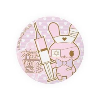 病みかわHolic☆うさぎ 缶バッジ