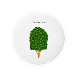 Osmanthus Badges