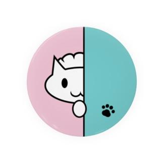 家政婦は猫 Badges