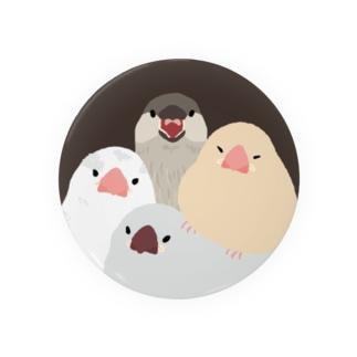 世界の巣窓から(ひなみっちり)  Badges