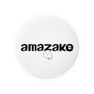 amazake Badges