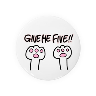Give me five!!🙌 Badges