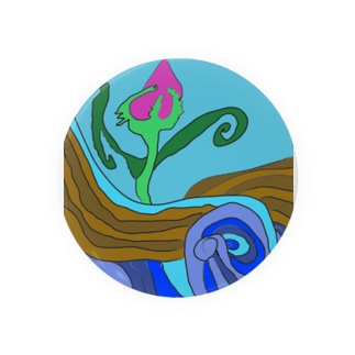 JUNSEN(純仙)大地の水脈 Badges