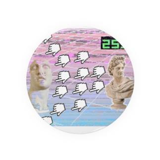 Vaporwaveっぽいやつ Badges