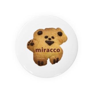 miraccoくっきーさん Badges