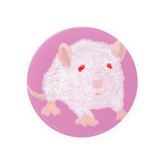 ネズミちゃん Badges