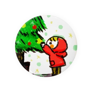 でっかいクリスマスツリー Badges