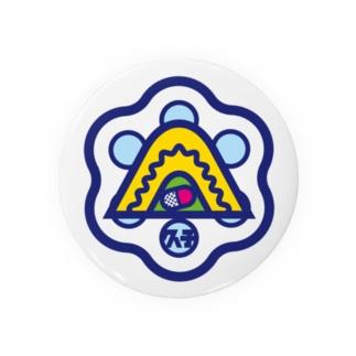 パ紋No.3176 久子 Badges