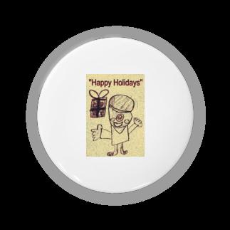 kityiのおばけ君のプレゼント Badges