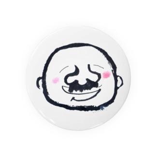 髭のオッチャン Badges