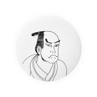 JUNSEN(純仙)江戸侍 九重十吉358A Badges