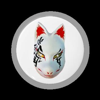 MOAの狐面シリーズ Badges