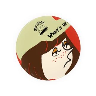 ROKUガール Badges