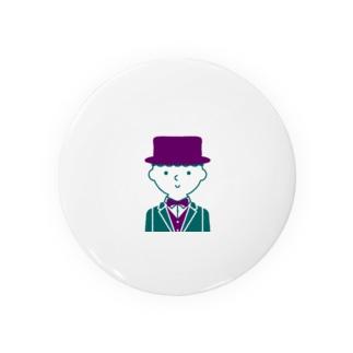 ジェントル少年 Badges