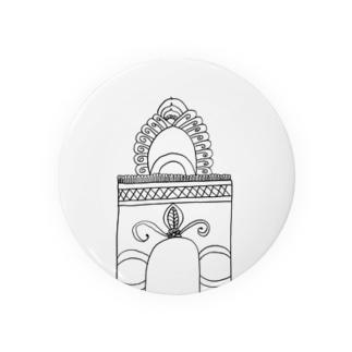 JUNSEN(純仙)学び舎の門 Badges