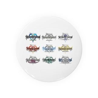 キングダムハーツ Badges