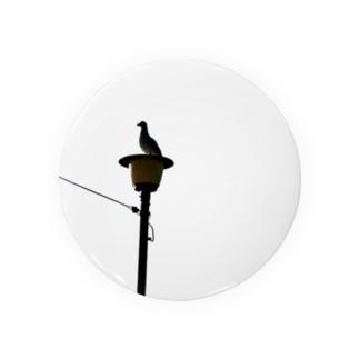 黒海鳥 Badges