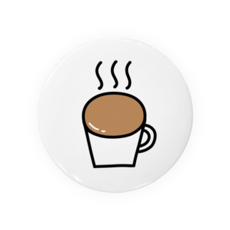 Ochieのなみなみカフェオレ Badges