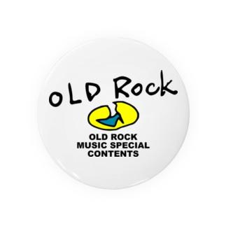 グッドオールドロックショー Badges