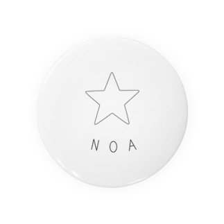 NOA 缶バッジ
