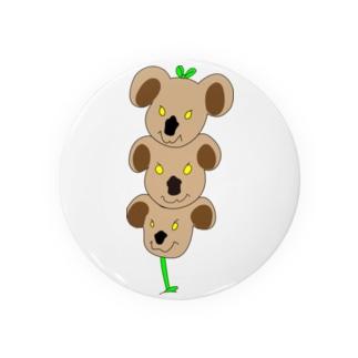 植物✖︎コアラ Badges