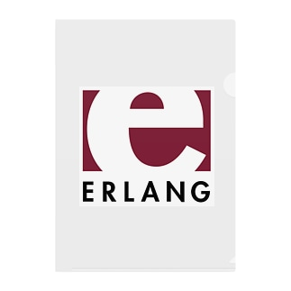 Erlang logo Clear File Folder