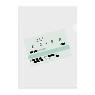 SCP-192-JP 私達のTOKYO Clear File Folder