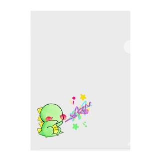 ビーーーム!! Clear File Folder