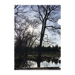 After the rain02 Clear File Folder