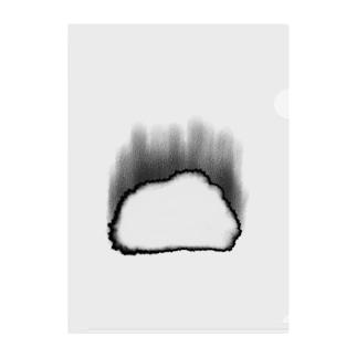 憎しみ Clear File Folder