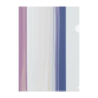 凪 Clear File Folder