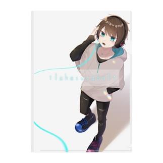 ilohasusaholi  Clear File Folder