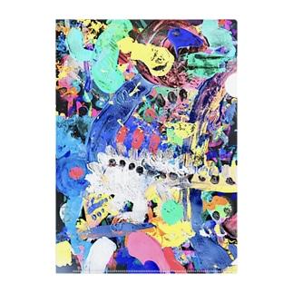 mikoの家出したゴジラの帰宅 Clear File Folder