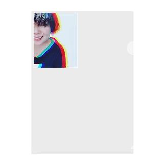 嘘つきSmile ver☆GOODS Clear File Folder